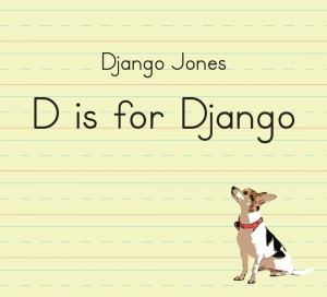 d is for django cover